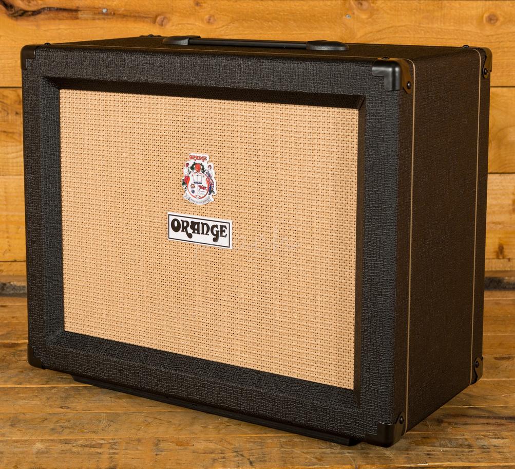 Orange Ppc 112 Black 1x12 Quot Cab Peach Guitars