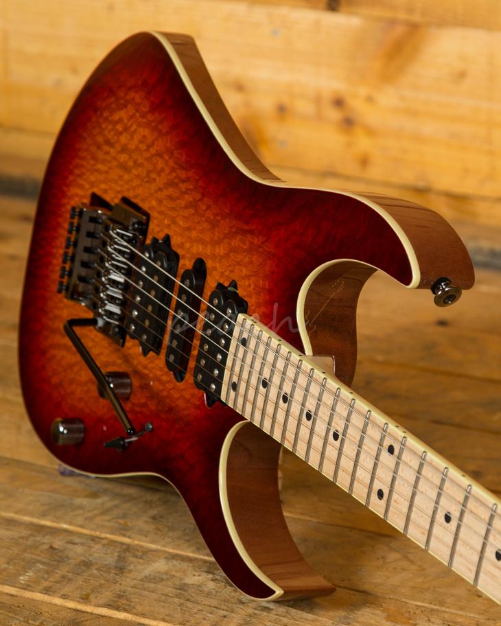 ibanez rg prestige rg657msk stb peach guitars. Black Bedroom Furniture Sets. Home Design Ideas