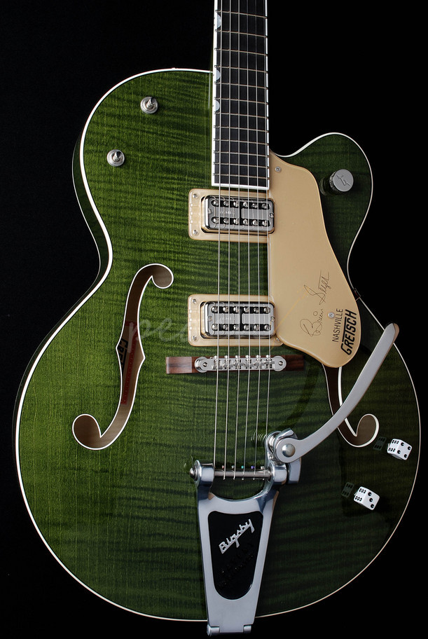 guitars electric guitars semi acoustic peach guitars. Black Bedroom Furniture Sets. Home Design Ideas