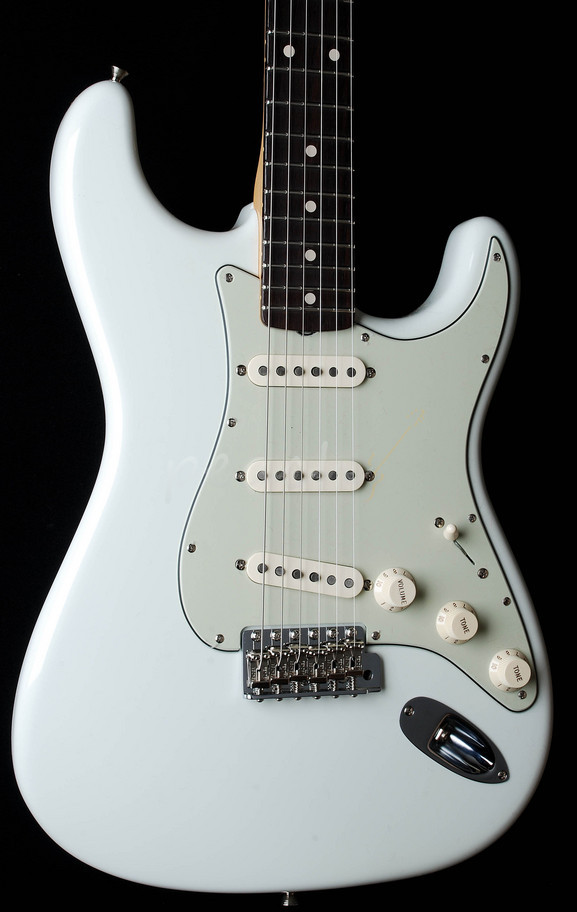 Fender Custom Order 'Tone Machine' 62 NOS Strat Olympic White