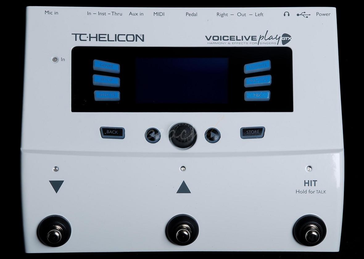 Tc Helicon Voicelive Play : tc helicon voicelive play gtx peach guitars ~ Vivirlamusica.com Haus und Dekorationen