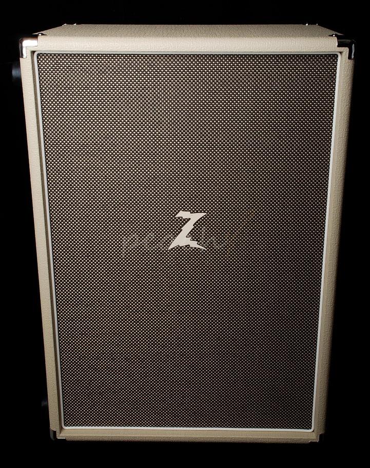 dr z z best 2x12 speaker cabinet peach guitars. Black Bedroom Furniture Sets. Home Design Ideas