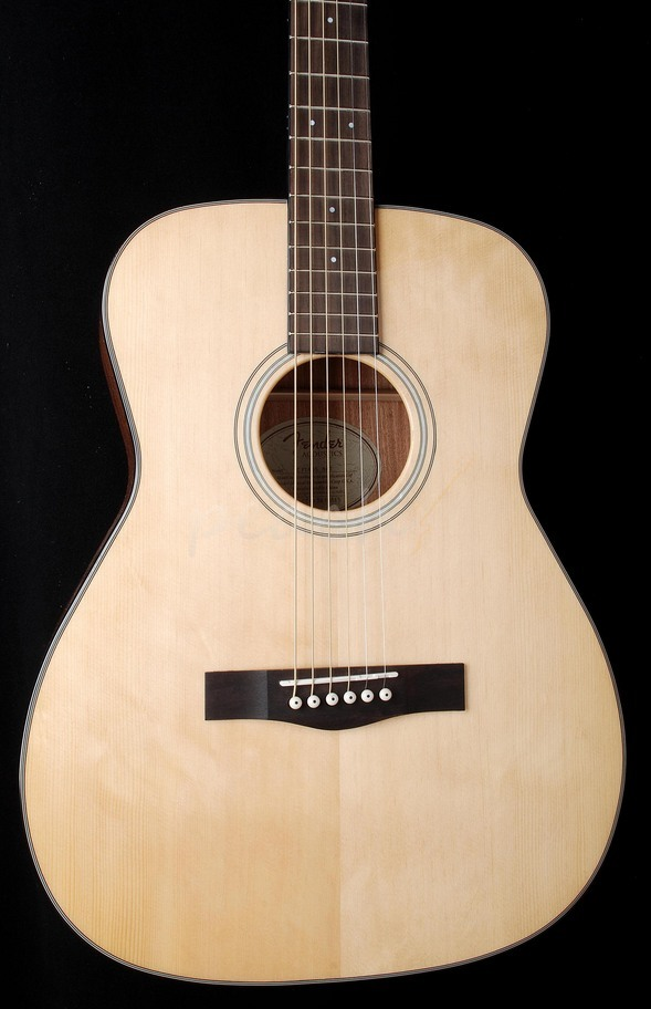 Fender CF-140S Folk Natural Acoustic