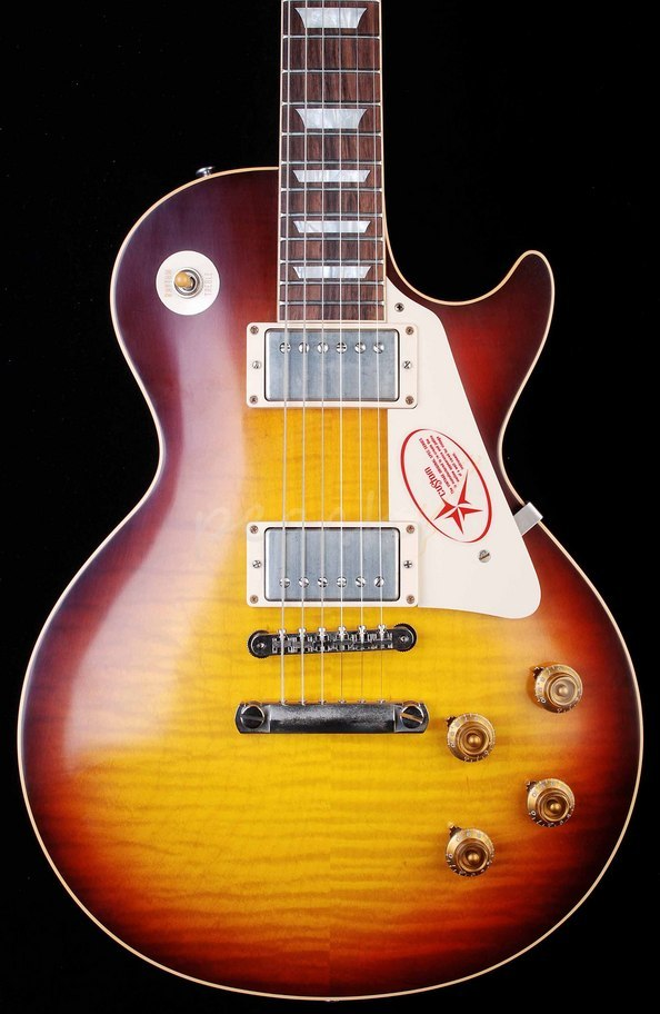 Gibson Custom Les Paul 59 VOS Bourbon Burst