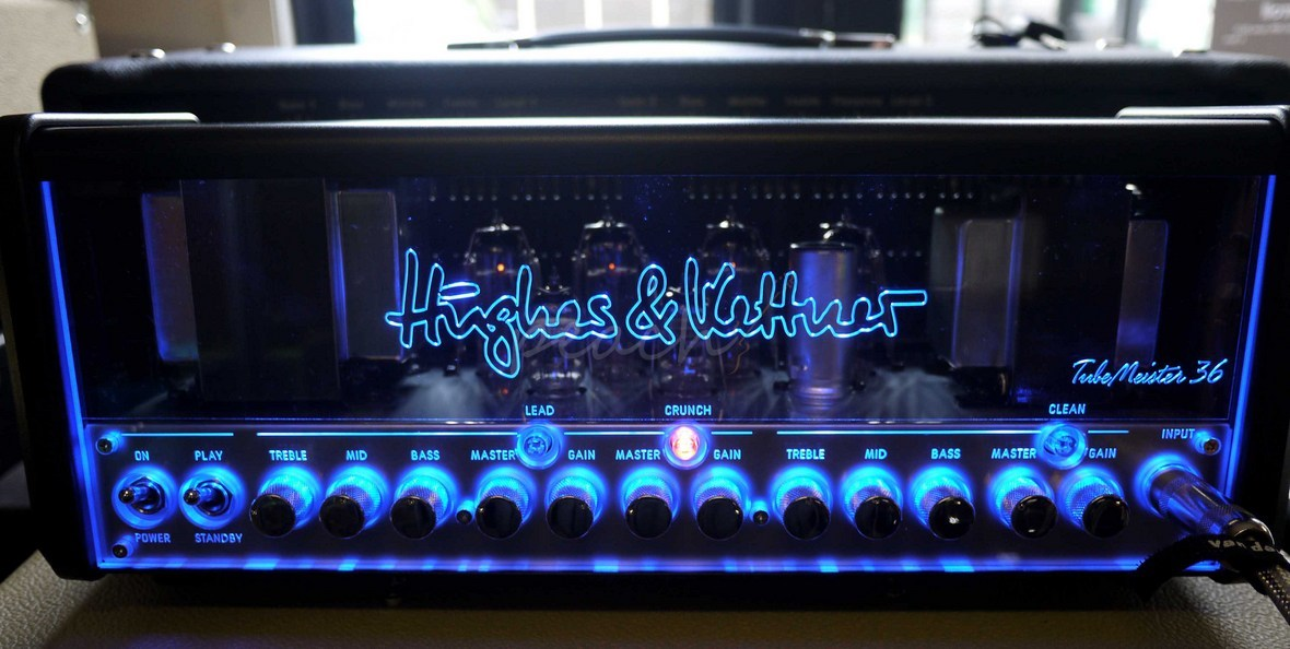 hughes and kettner tubemeister 36 head peach guitars. Black Bedroom Furniture Sets. Home Design Ideas