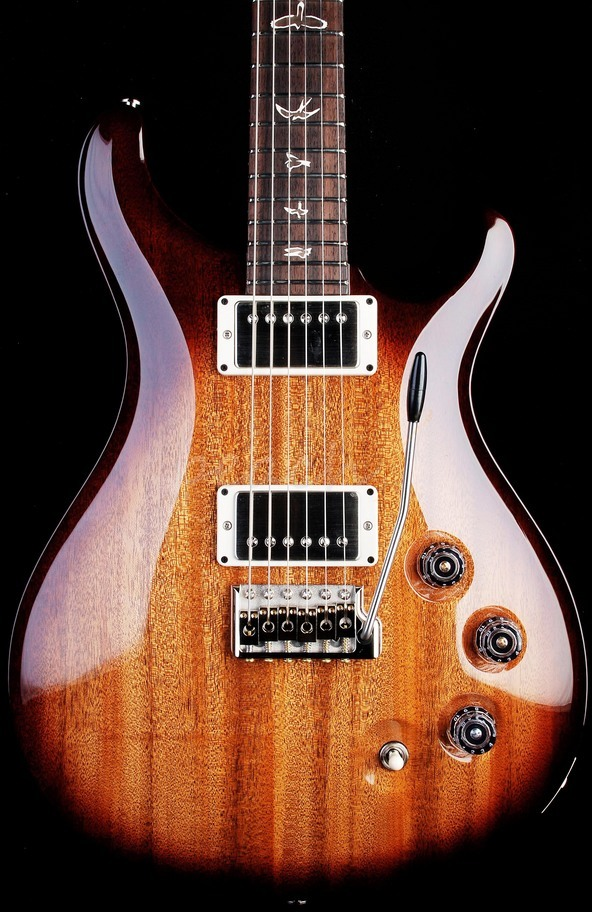 PRS DGT Standard McCarty Tobacco With Bird Inlays