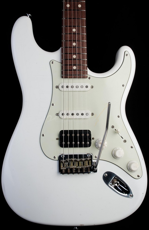 Suhr Classic Antique HSS Olympic White