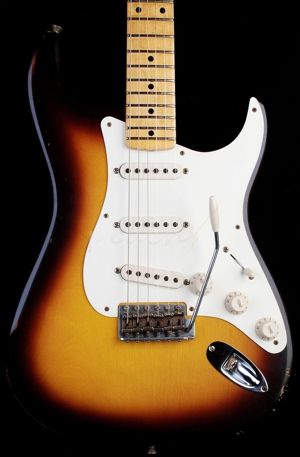 Fender Custom Shop 'Tone Machine' 57 Strat Relic 2TS