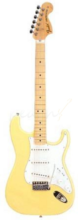 Fender 2013 Limited Edition 72 Strat Vintage White