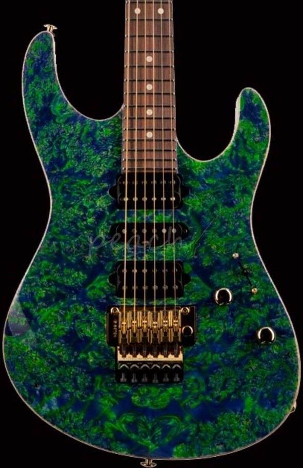 Suhr 2013 Collection Modern Set Neck Algae