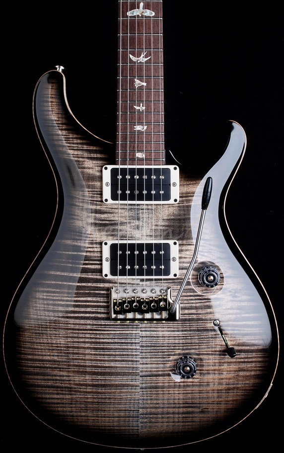 PRS Custom 24 Charcoal Burst 2013 Spec HFS/VB