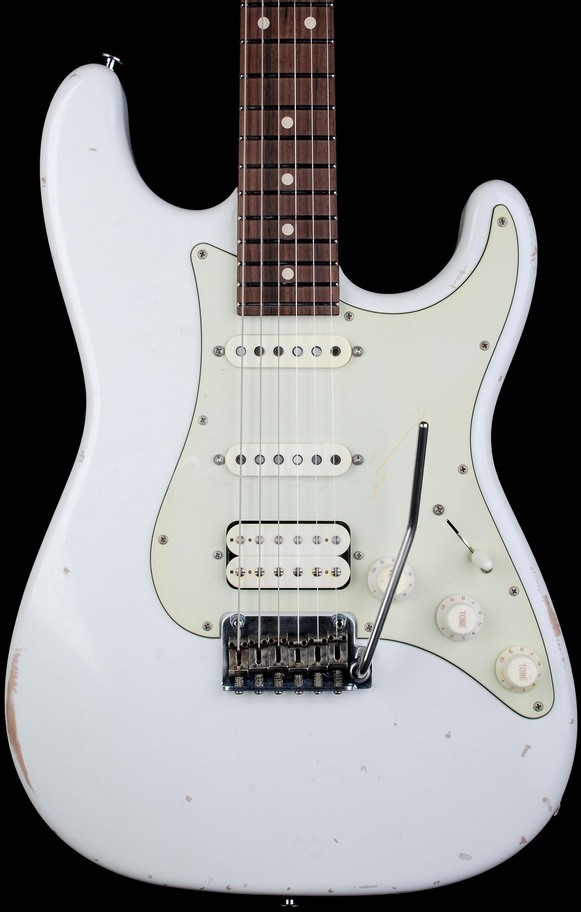 Suhr Classic Antique Olympic White HSS