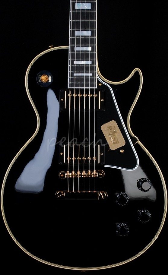 Gibson Custom 20th Anniversary 1957 Les Paul Black Beauty