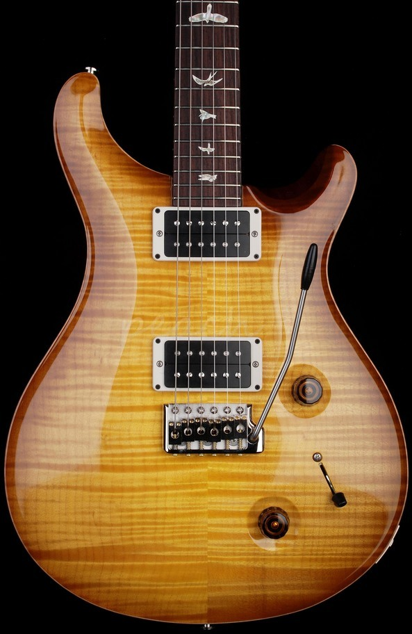 PRS Custom 22 Livingston Lemondrop 10 Top 2013 Spec 57/08s