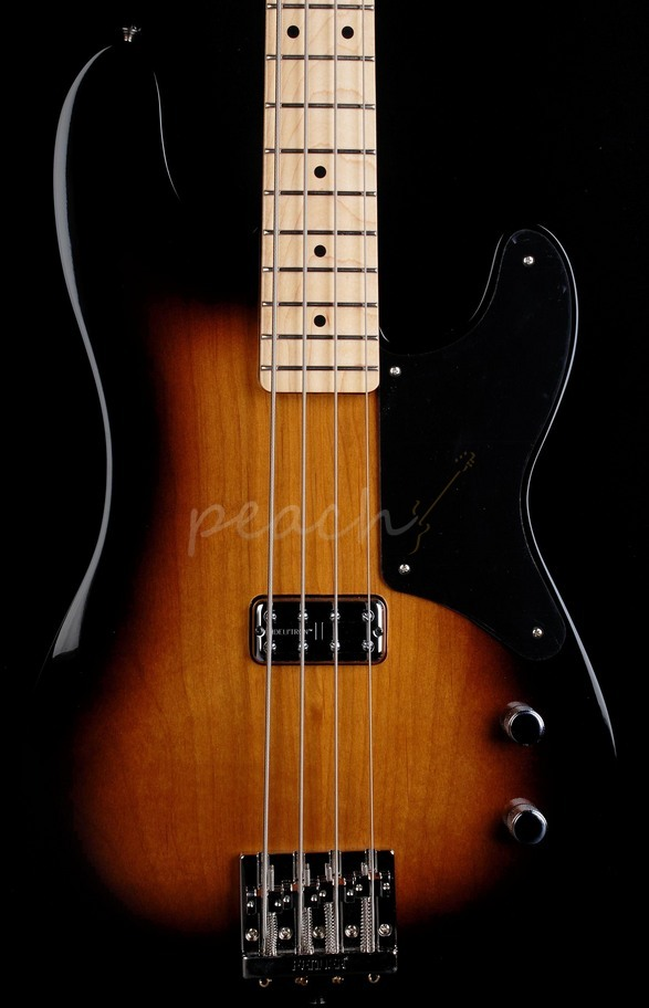 Fender Cabronita Bass Maple Neck 3 Tone Sunburst