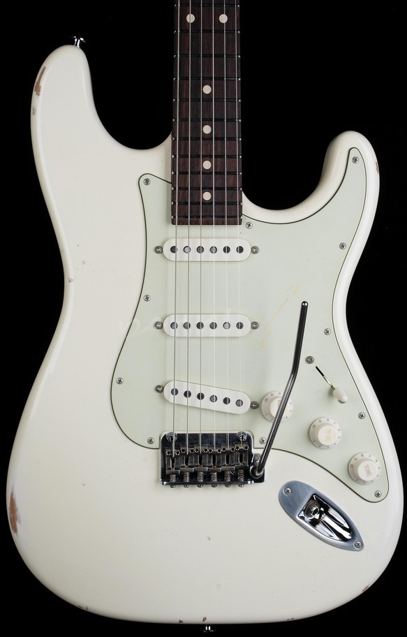 Suhr Classic Antique Vintage White S/S/S