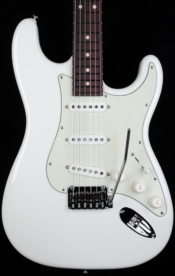 Suhr Classic Olympic White with SSCII