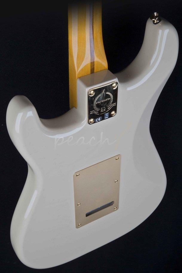 60th anniversary american standard stratocaster guitar