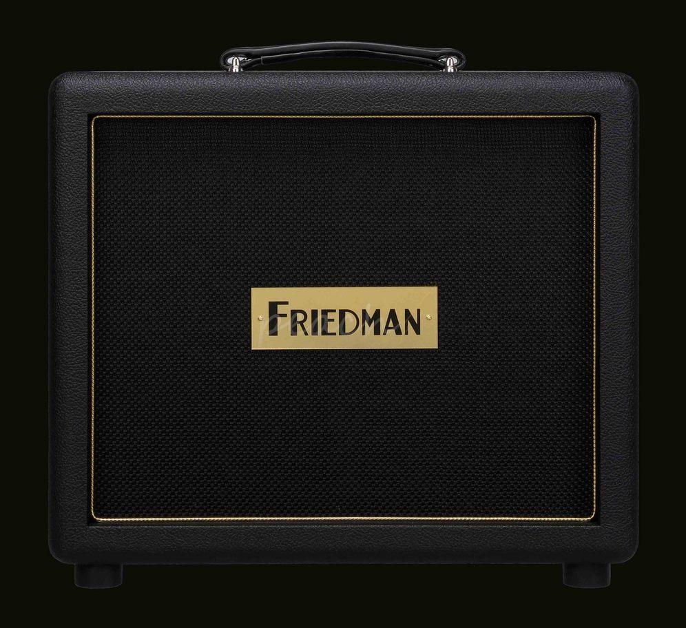 Friedman Pink Taco 1x12 Closed Back Cab Peach Guitars