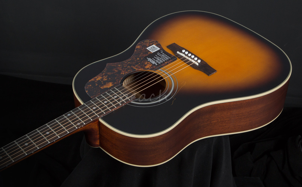 epiphone masterbilt aj 45 electro acoustic peach guitars. Black Bedroom Furniture Sets. Home Design Ideas