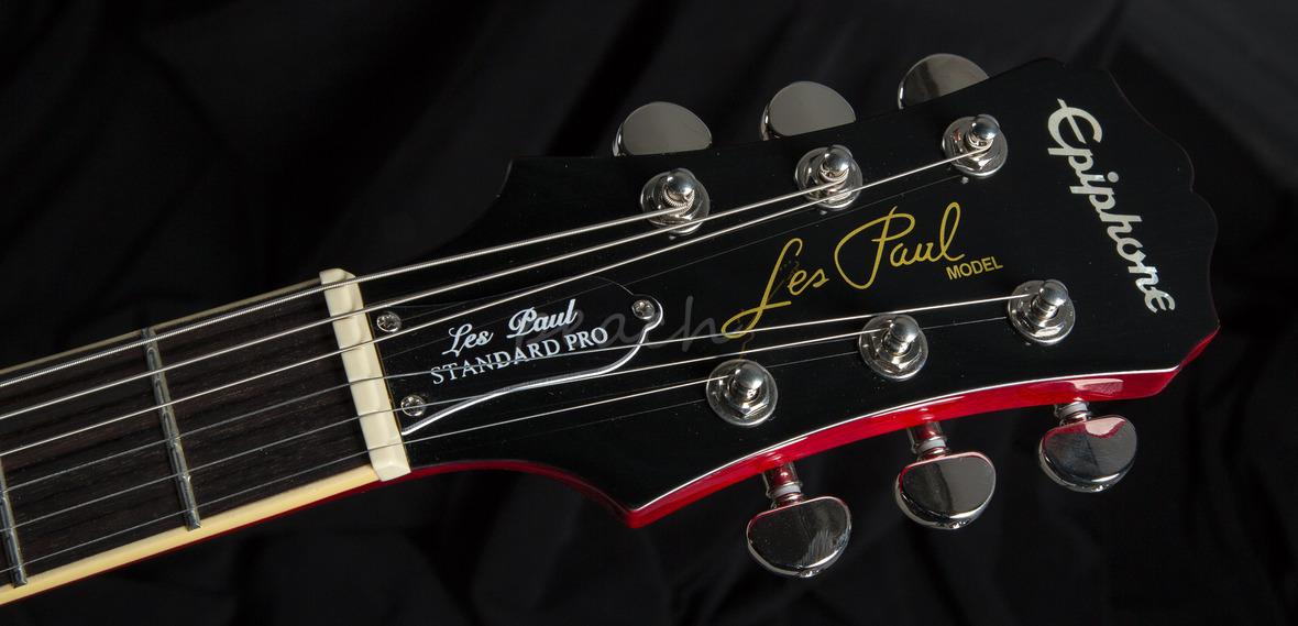Epiphone Les Paul Plus Top Pro Heritage