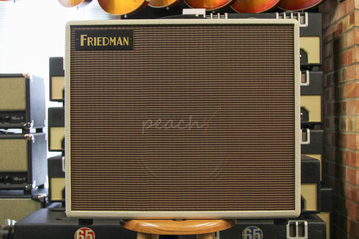 Friedman Buxom Betty 1x12 Cab Peach Guitars