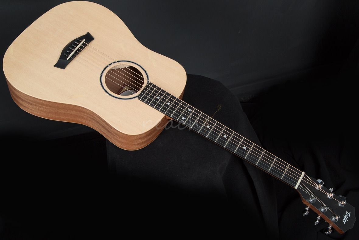 Taylor Baby BT1e with ES-B pickup - Peach Guitars