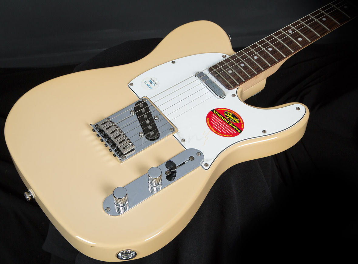 squier standard tele vintage blonde peach guitars. Black Bedroom Furniture Sets. Home Design Ideas