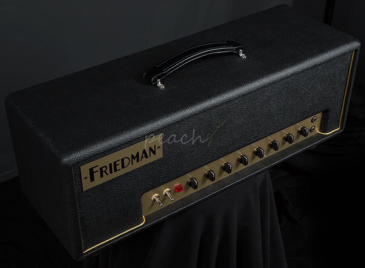 friedman small box 50 watt head peach guitars. Black Bedroom Furniture Sets. Home Design Ideas
