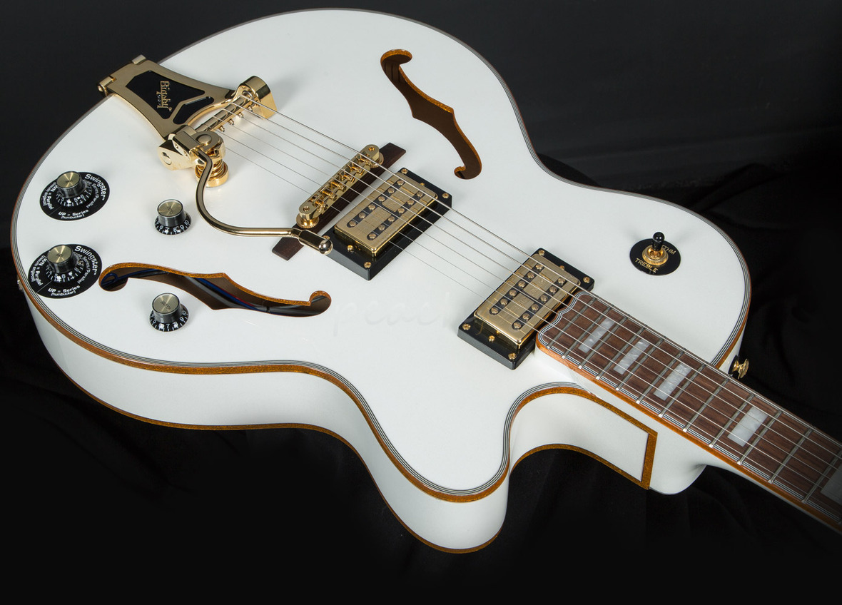 User reviews rated 4/5 : Epiphone Emperor Swingster Royale ...