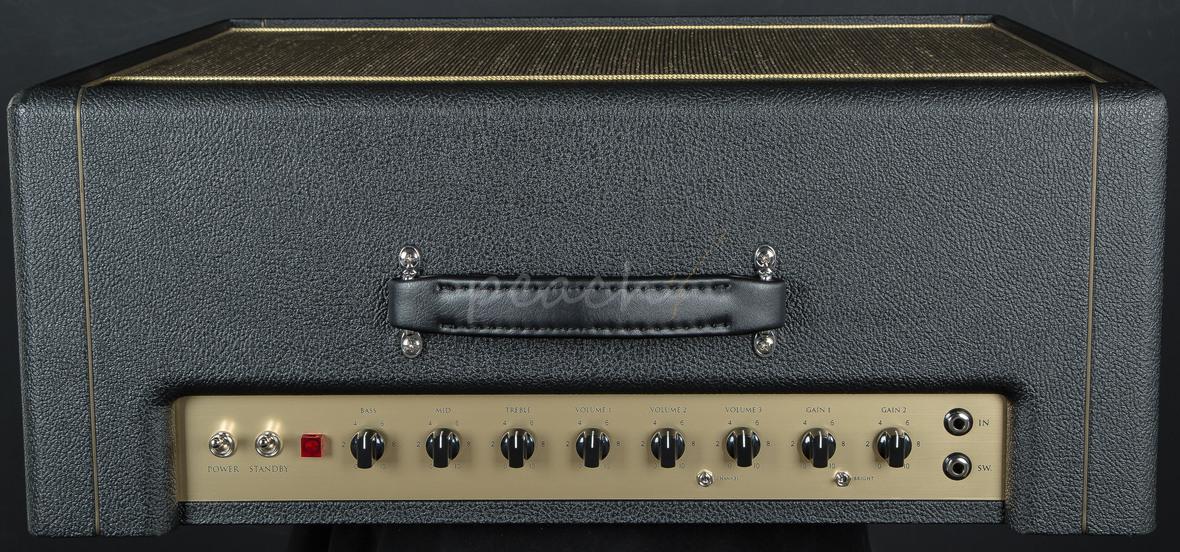 friedman small box 50 combo 3 mode peach guitars. Black Bedroom Furniture Sets. Home Design Ideas
