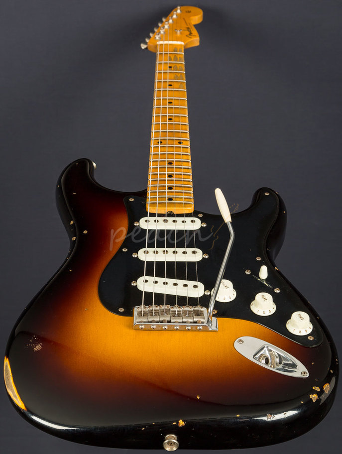 Fender Custom Shop Ancho Poblano Strat