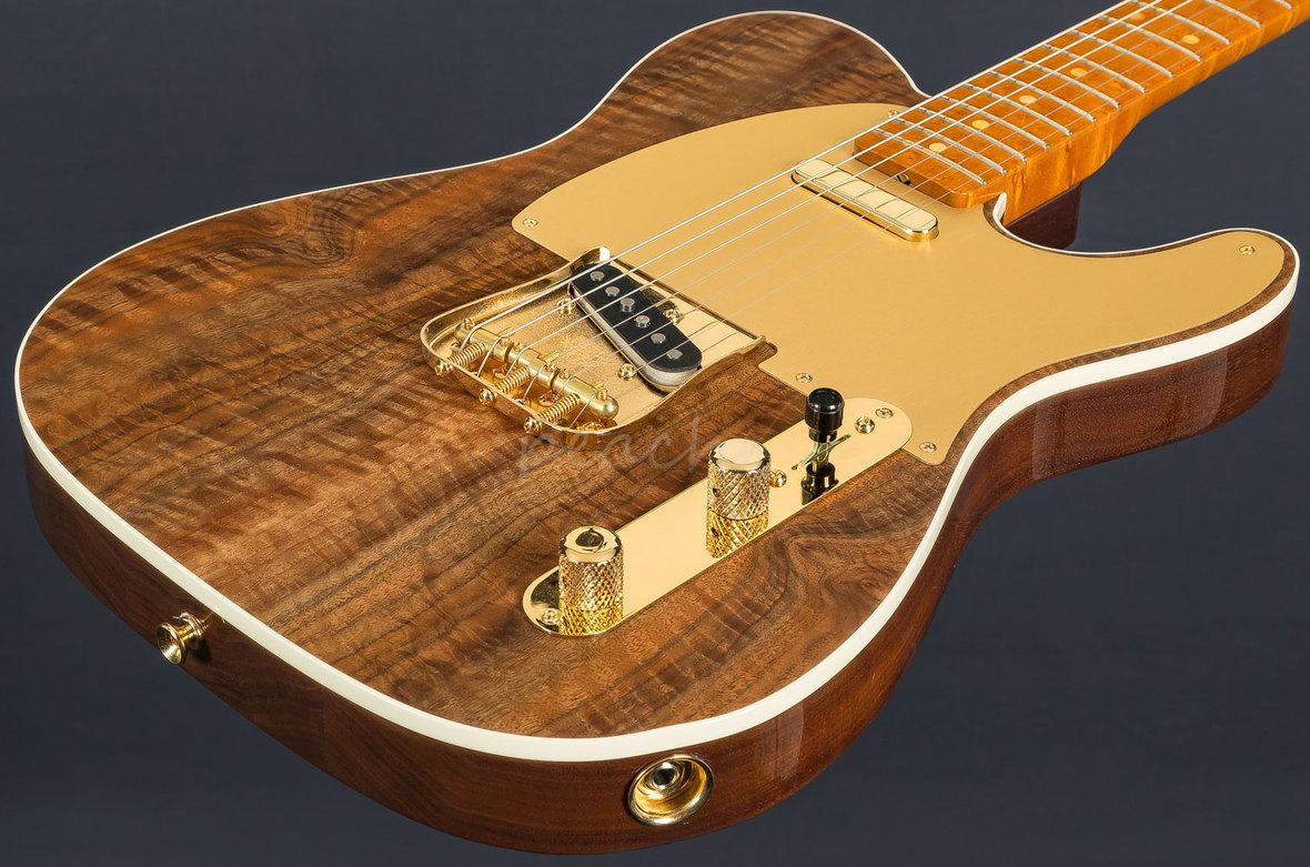 Duesenberg For Sale >> Fender Custom Shop Artisan Tele - Peach Guitars
