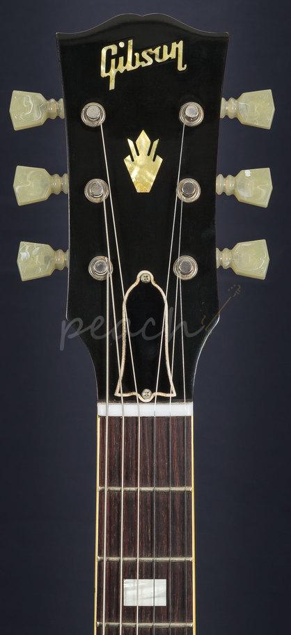 Gibson Custom 1963 ES-335 Block Historic Burst VOS 2016 Used - Peach ... Z Mule Pickups Review