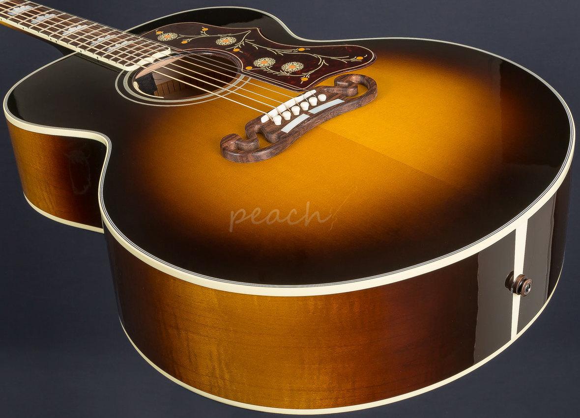 Round Square Shoulder Modelle Gibson AKUSTIK