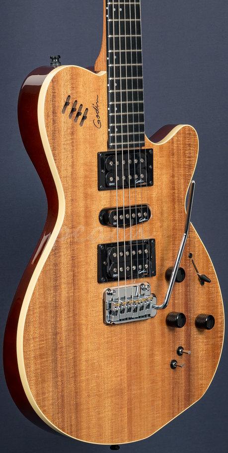 Godin Xtsa Koa : godin xtsa koa sf guitar w bag peach guitars ~ Vivirlamusica.com Haus und Dekorationen