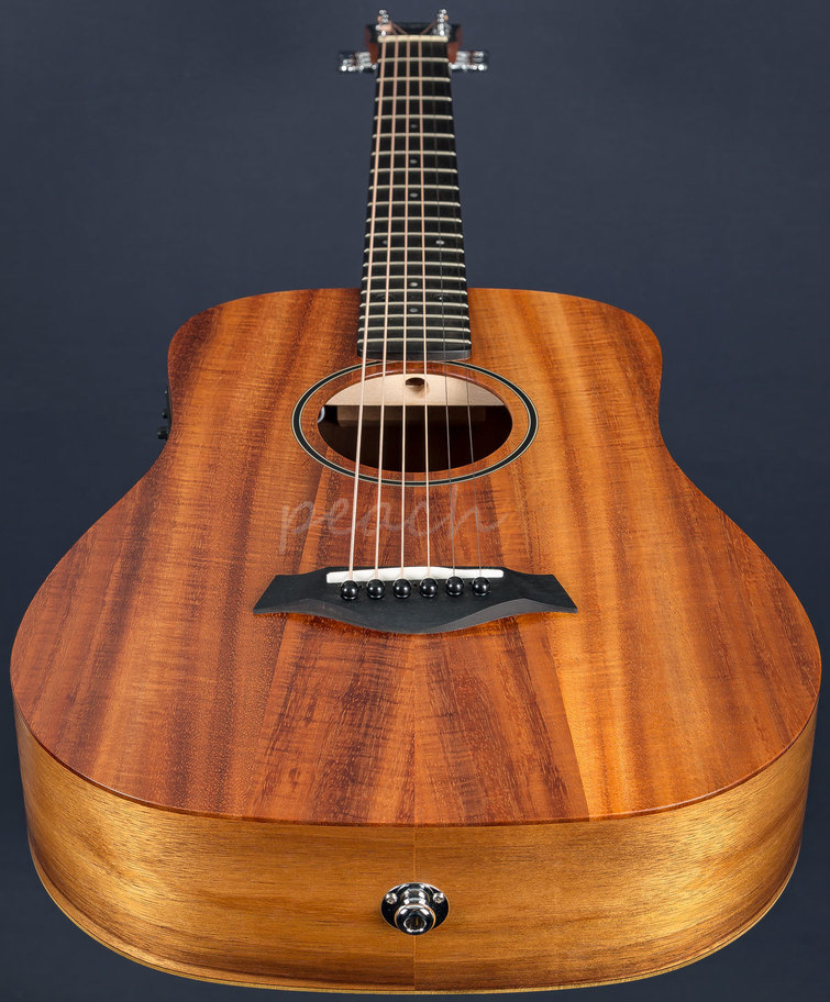 Taylor Bte Koa Baby Taylor Electro Koa Acoustic Guitar
