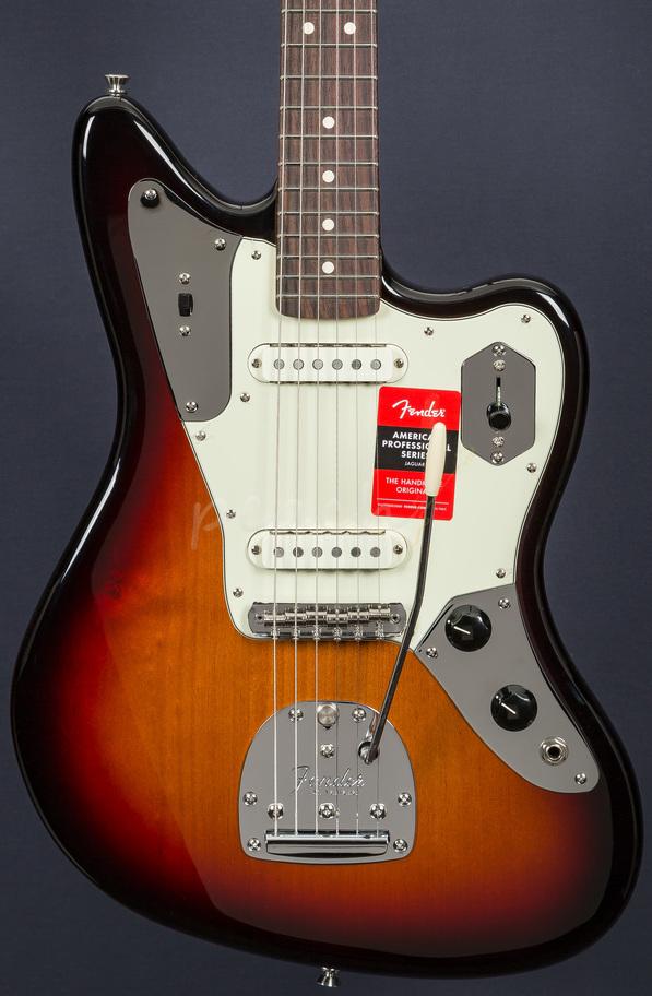 fender american pro jaguar peach guitars. Black Bedroom Furniture Sets. Home Design Ideas