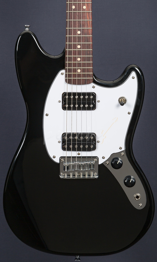 Taylor Guitars For Sale >> Squier Bullet Mustang HH Black - Peach Guitars