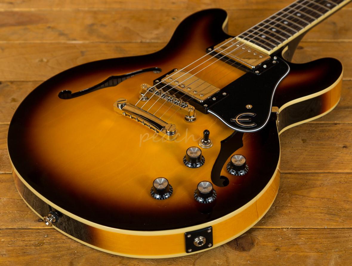 Epiphone Es 339 Pro Review : epiphone es 339 pro vintage sunburst peach guitars ~ Russianpoet.info Haus und Dekorationen