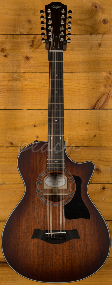 taylor 362ce 12 string peach guitars. Black Bedroom Furniture Sets. Home Design Ideas
