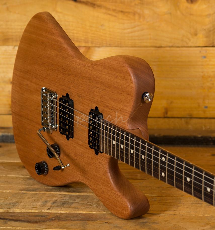 Suhr Modern T Satin Electric Guitar Peach Guitars