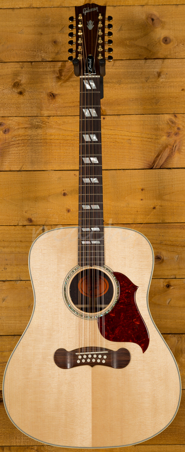 gibson acoustic songwriter 12 string antique natural peach guitars. Black Bedroom Furniture Sets. Home Design Ideas