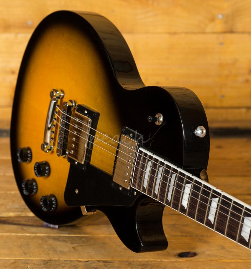 Gibson Usa 2018 Les Paul Studio In Vintage Sunburst