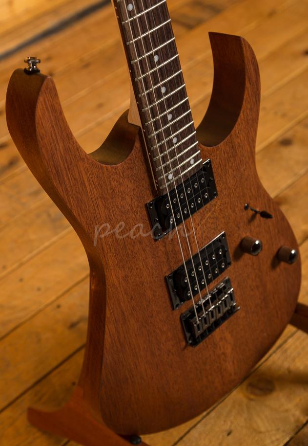 Finishing Guitar Body : ibanez rg421 mol mahogany oil finish electric guitar peach guitars ~ Vivirlamusica.com Haus und Dekorationen