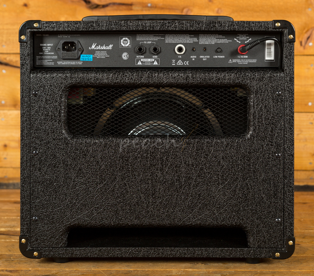 marshall dsl5cr dual channel combo peach guitars. Black Bedroom Furniture Sets. Home Design Ideas