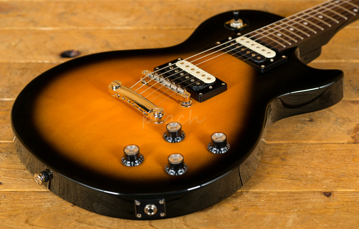 epiphone les paul studio lt electric guitar vintage sunburst peach guitars. Black Bedroom Furniture Sets. Home Design Ideas