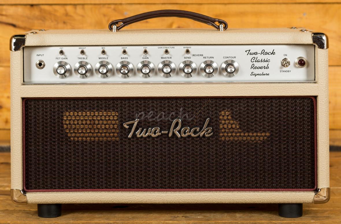 two rock classic reverb signature 50 watt head peach guitars. Black Bedroom Furniture Sets. Home Design Ideas