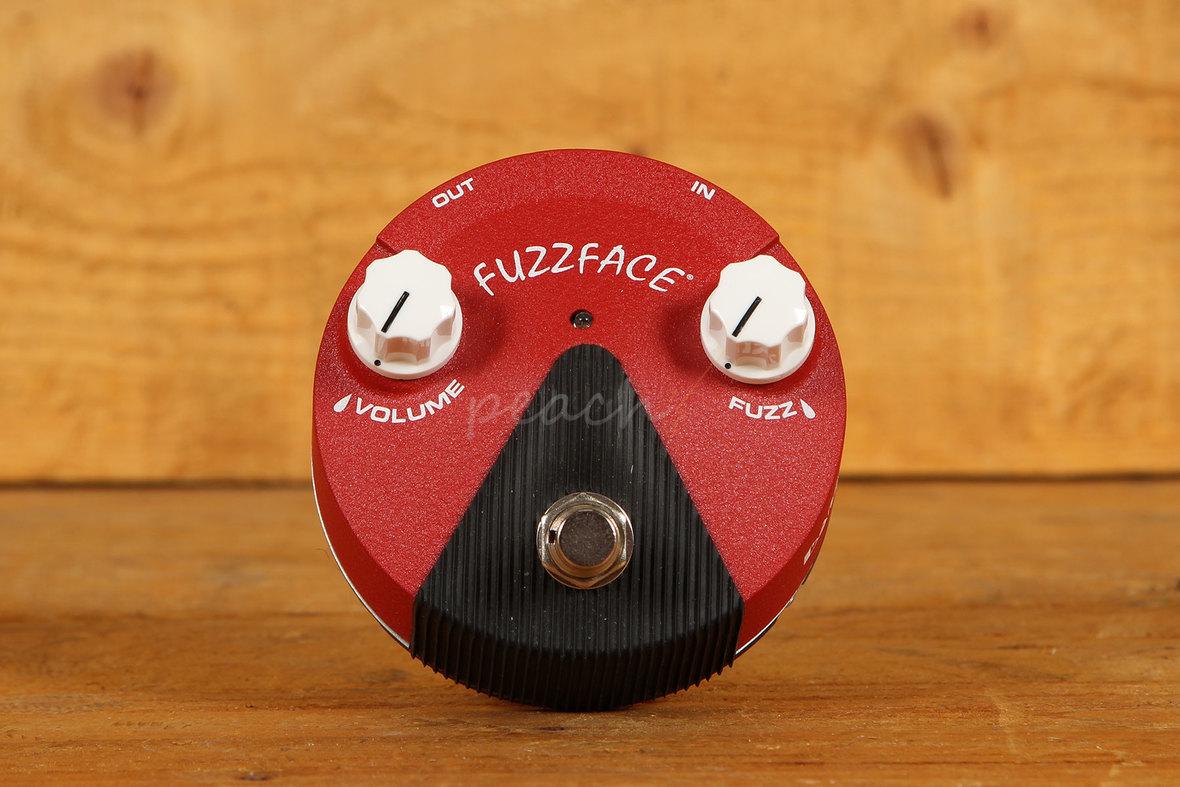 jim dunlop fuzz face mini band of gypsys peach guitars. Black Bedroom Furniture Sets. Home Design Ideas