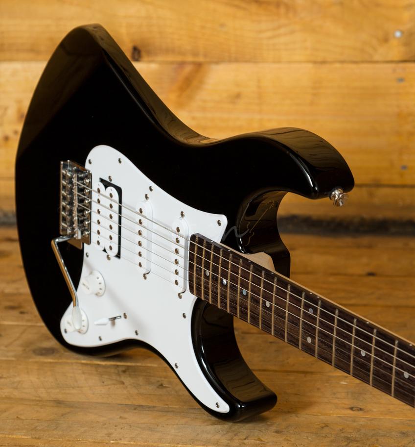yamaha pacifica 012 rosewood black peach guitars. Black Bedroom Furniture Sets. Home Design Ideas